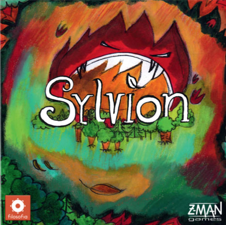 Portada de Sylvion de Z-man Games