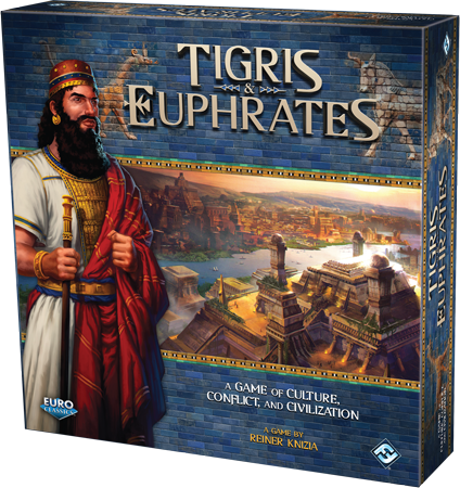 Tigris & Éufrates, caja FFG