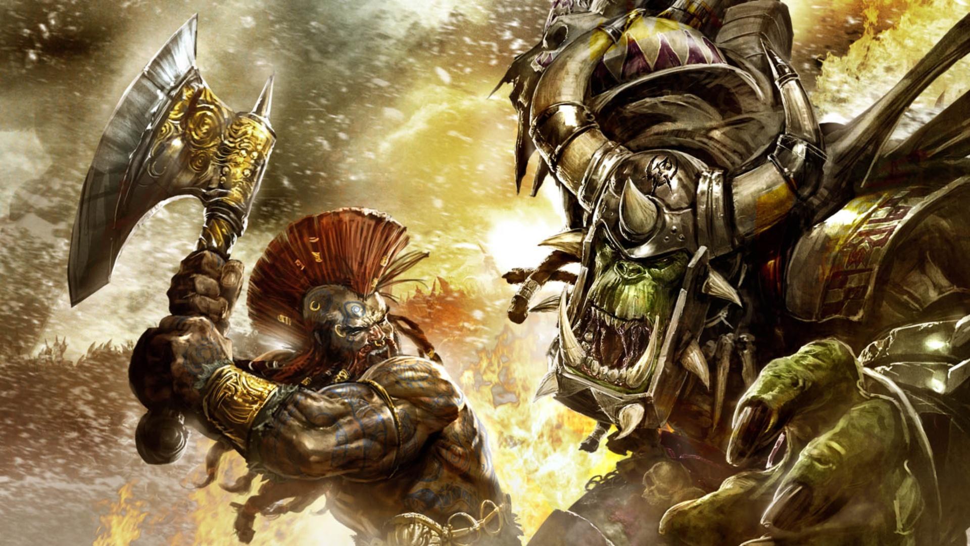 Imagen del universo Warhammer