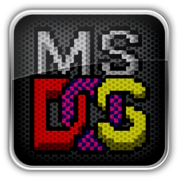 Logotipo de MS-DOS