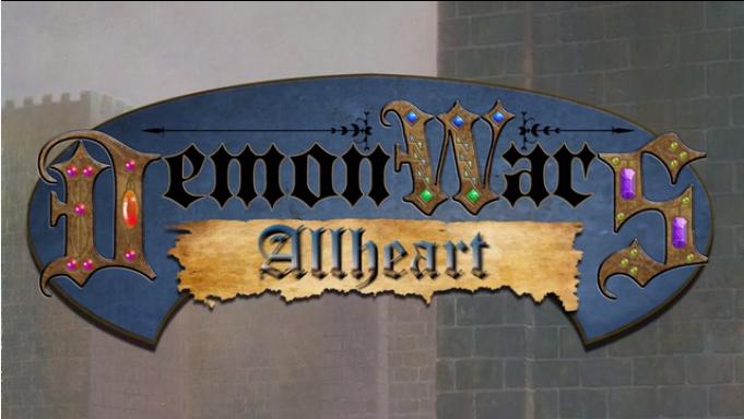 DemonWars, logo
