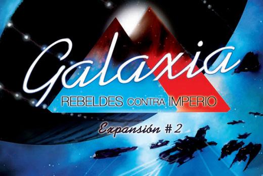 Portada de Galaxia: rebeldes contra imperio