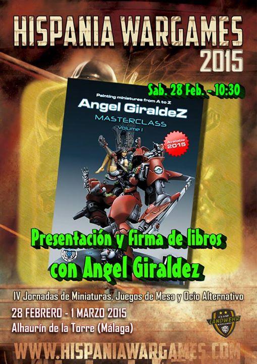 Hispania Wargames, cartel 2015