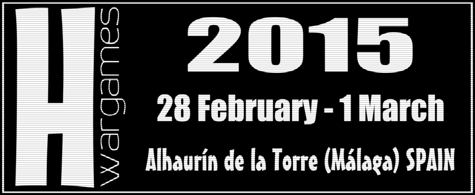 Hispania Wargames, promo 2015