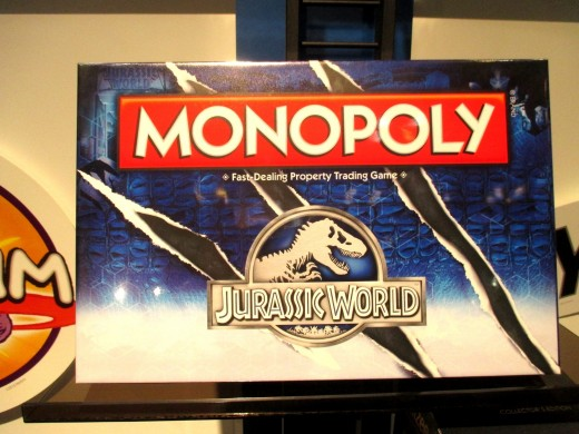 Monopoly Jurassic World