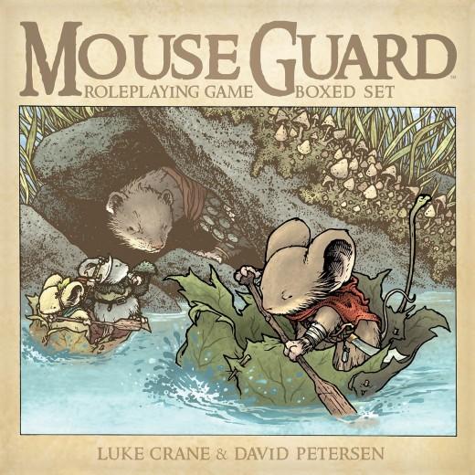Edición de caja de mouse guard