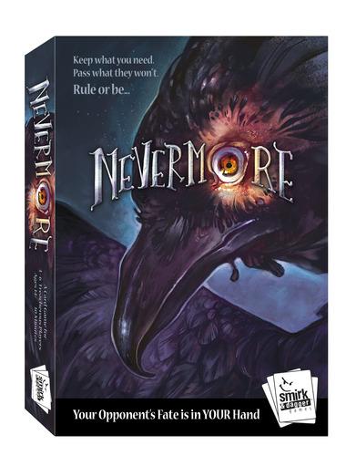 Nevermore, dijo el cuervo