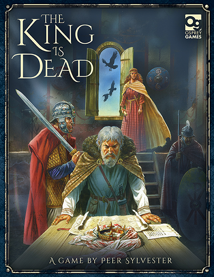 Juego The King is Dead de Osprey