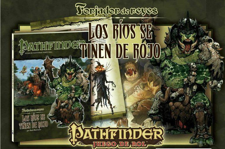 Pathfinder, Los Ríos se tiñen de rojo