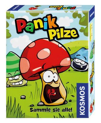 Portada de Pnik Pilze