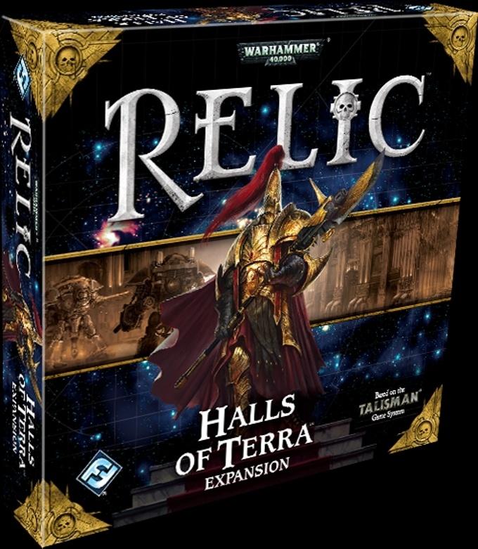 Relic Halls of Terra Caja