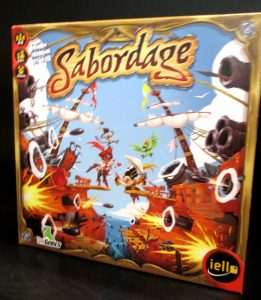 Sabordage - Iello Games