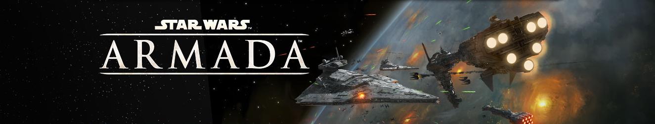 Star Wars Armada, banner
