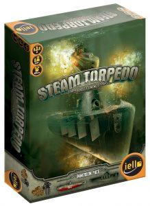 Steam Torpedo - Iello Games
