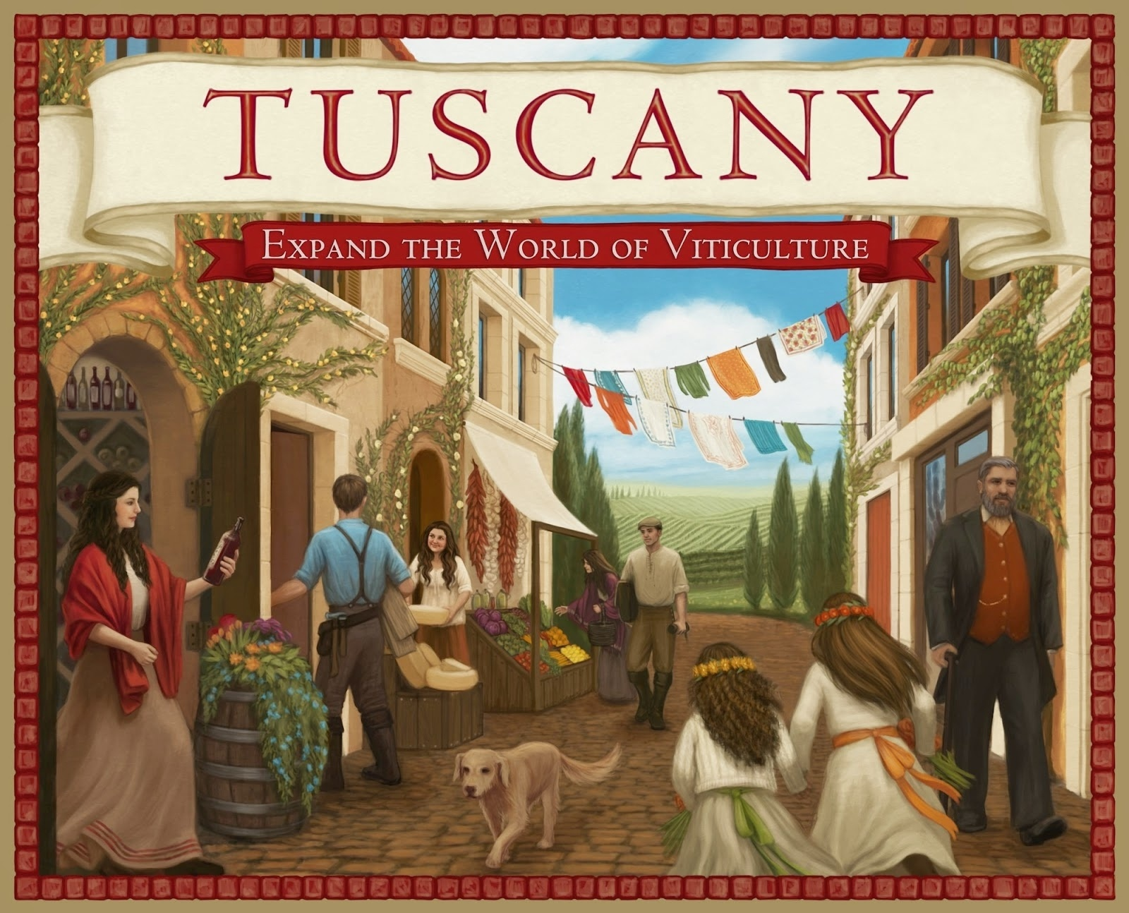 Tuscani, portada