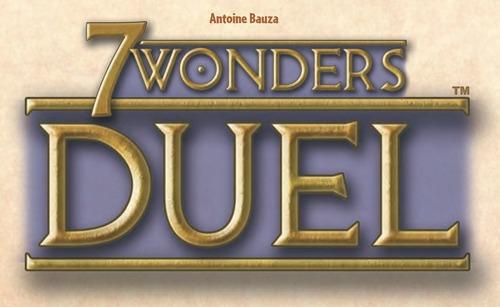Logotipo provisional de 7 wonders Duel