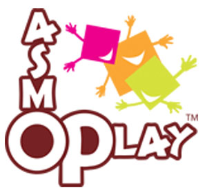 Logotipo de Asmoplay