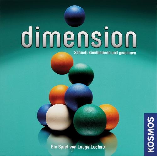 Dimension, caja