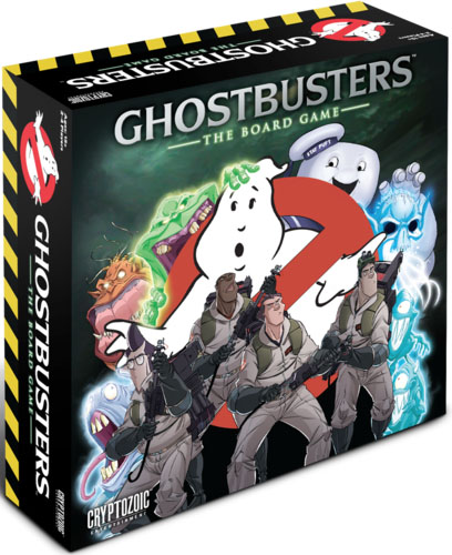 Portada de Ghostbuster