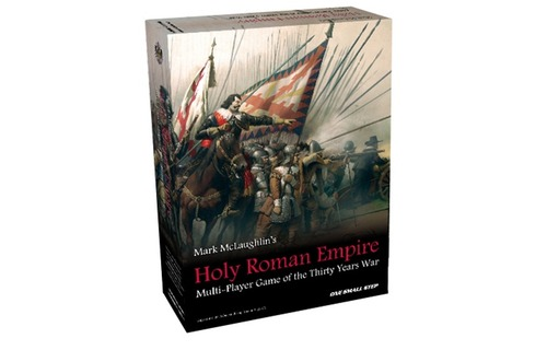Caja de Holy Roman Empire