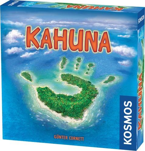 Kahuna, caja