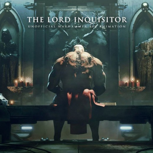 Portada de The Lord Inquisitor