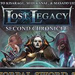 Portada de Lost Legacy