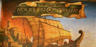 Portada del jeugo Mare Nostrum