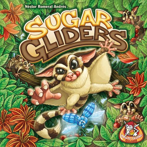 Portada de Sugar Gliders