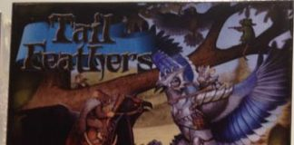 Portada de Tail Feather