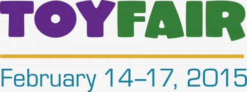 Toy Fair 2015, logo