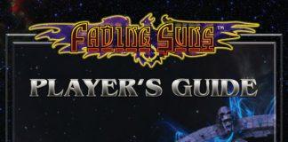 Portada de Fading Suns