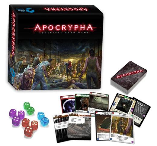 Componentes de Apocrypha