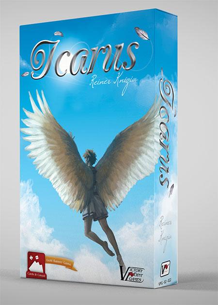 Portada de Icarus