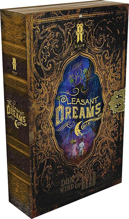 Portada de Pleasant Dreams