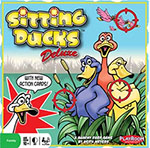 Portada de Sitting Ducks Deluxe