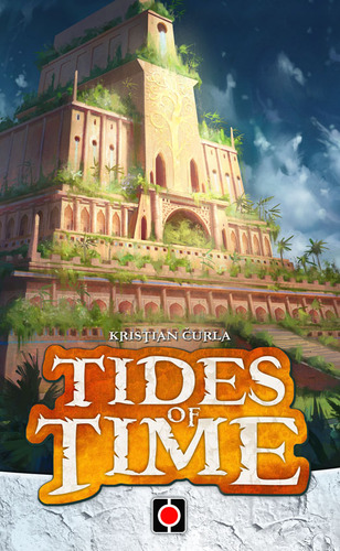 Portada de Tides of Time