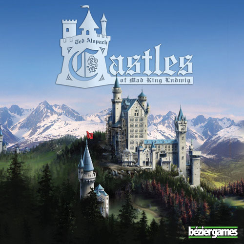 Portada de Castles of Mad King Ludwig