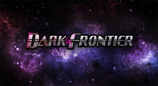 Portada de Dark Frontier