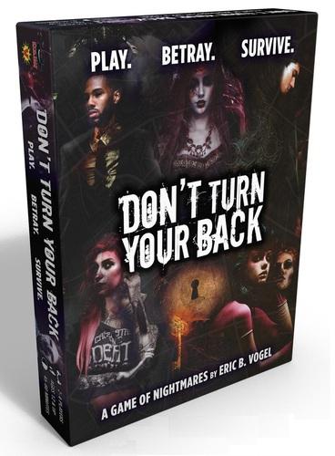 Portada de Don't Turn Your Back