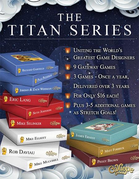 Juegos de la Titan Series