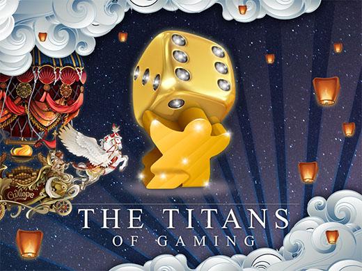 Logotipo de la Titan Series