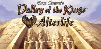 Portada de Valley of the kings afterlife
