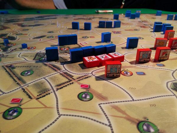 Despliegue de Waterloo 200