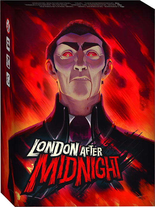 Portada de London After Midnight