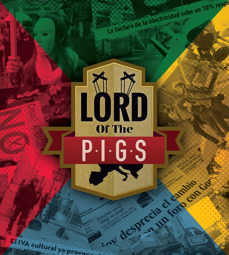 portada de The lords of pigs pata negra