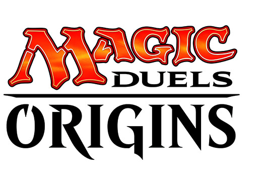 logo de Magic Duels Origins