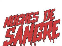 Logotipo de noches de sangre