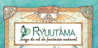 Portada de Ryuutama