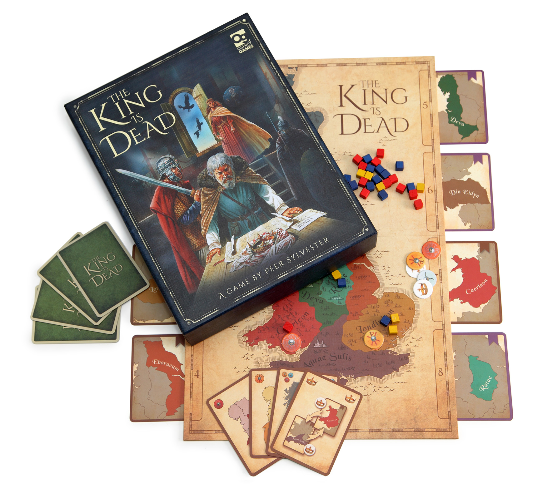 Juego The King is Dead